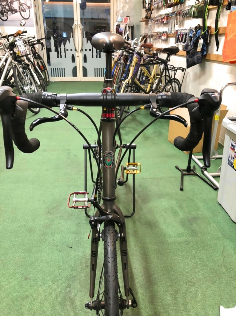 ちいさな自転車家 栄店 カスタム MASI