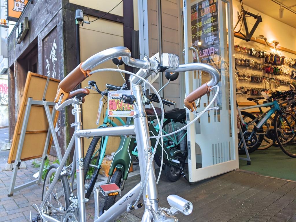 ちいさな自転車家 栄店 GICBIKE ミニベロ カスタム