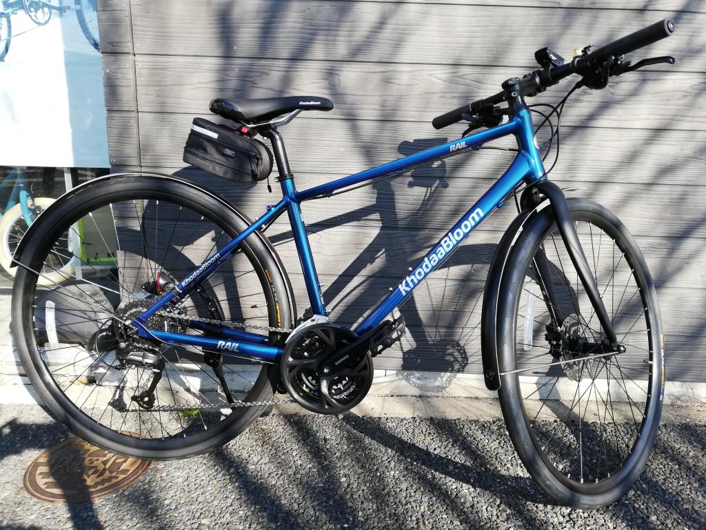 ちいさな自転車家 川名店 KhodaaBloom RAIL DISC EX クロスバイク