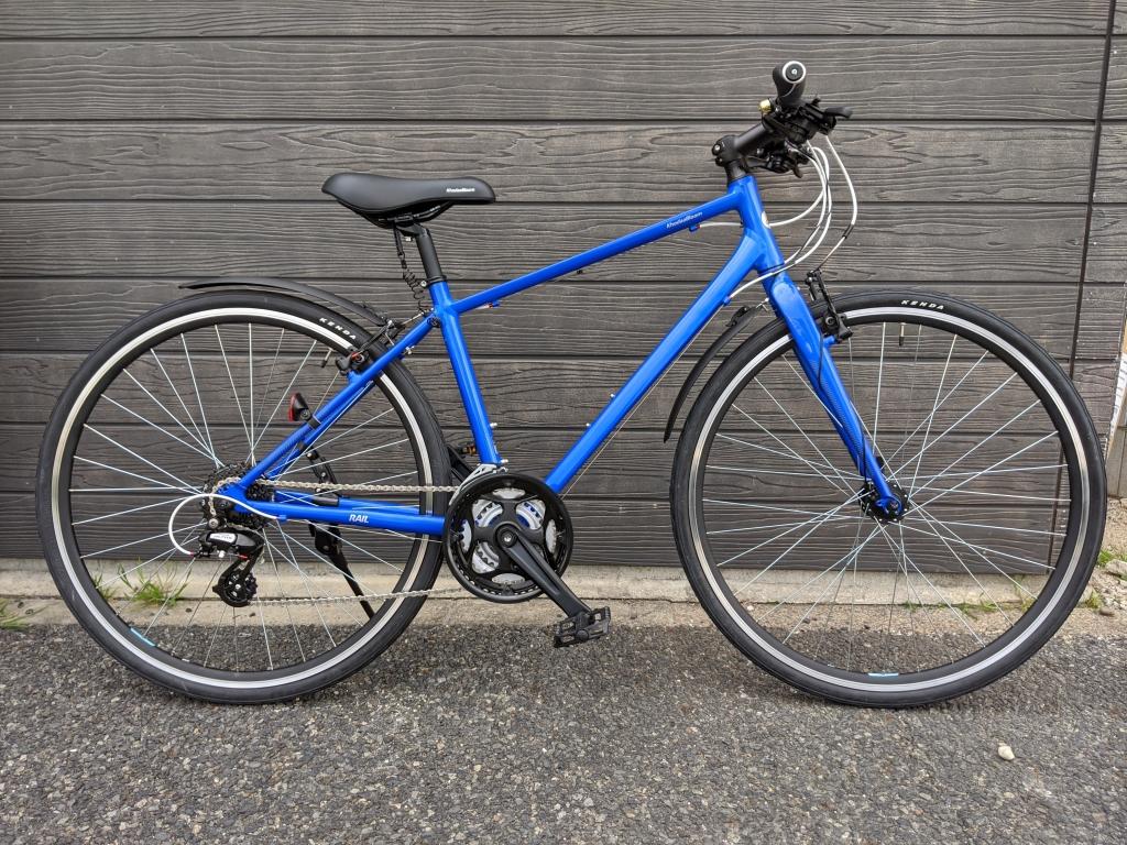 ちいさな自転車家 川名店 KhodaaBloom RAIL700A クロスバイク