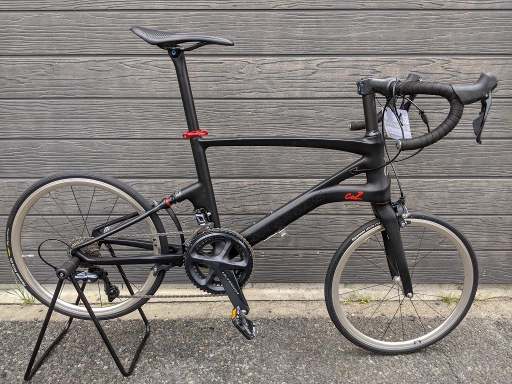 ちいさな自転車家 CARACLE-COZ ミニベロ