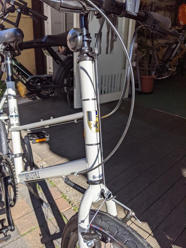ちいさな自転車家  栄店 BRUNO MIXTE ミニベロ 小径車