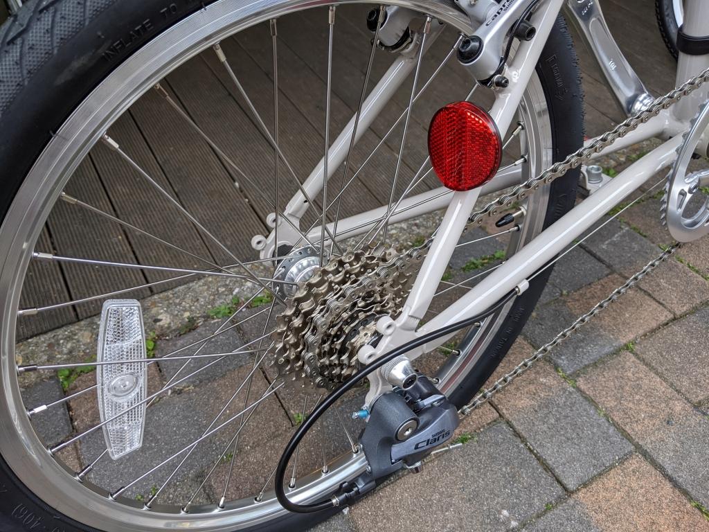 ちいさな自転車家 GROWN EVERY ミニベロ 小径車