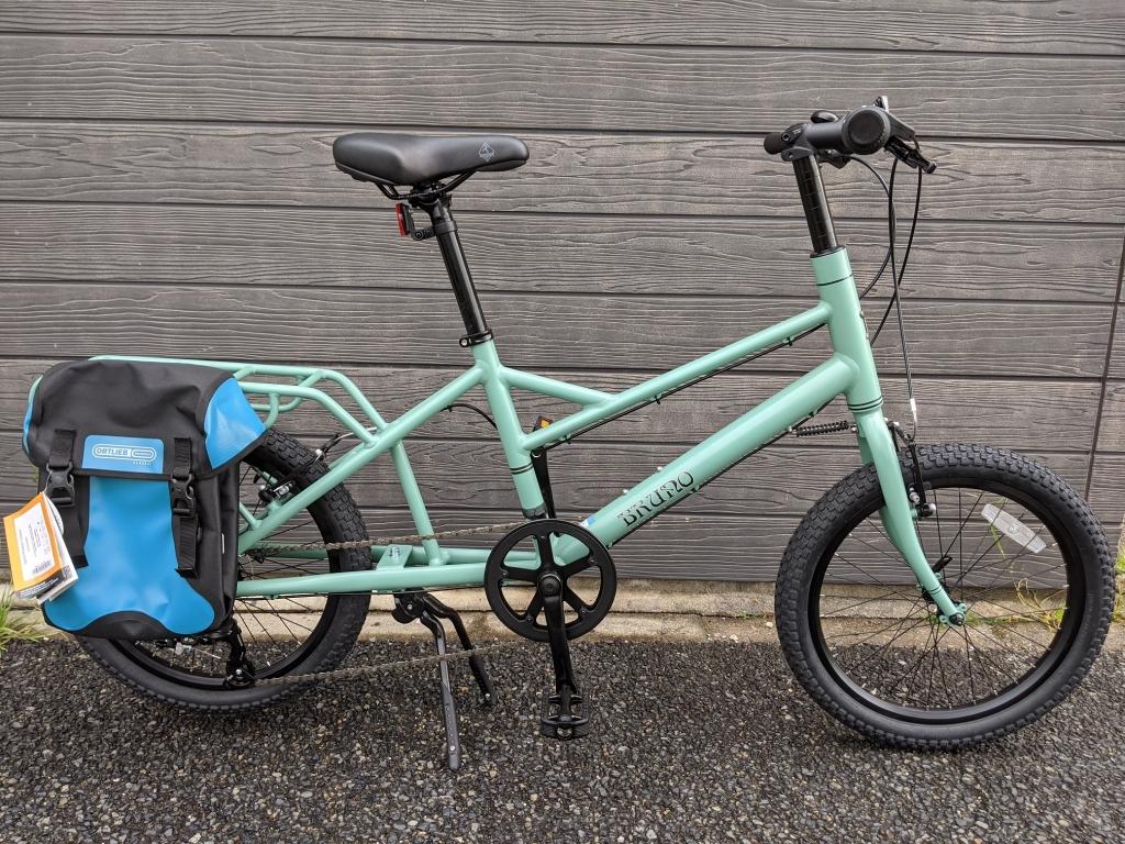 ちいさな自転車家 BRUNO MINIVELO TOOL ミニベロ 小径車