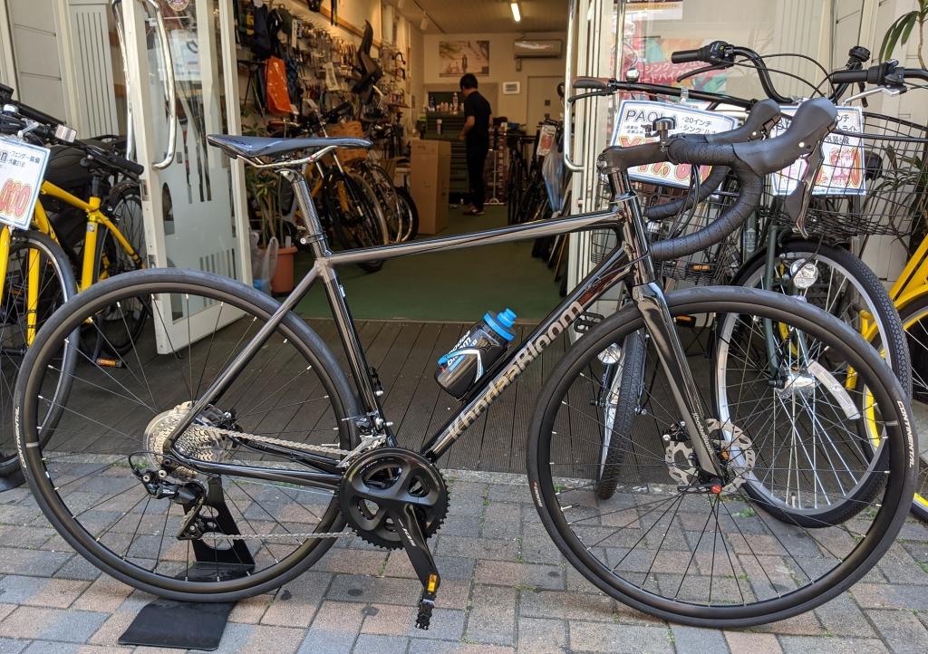 ちいさな自転車家 KhodaaBloom STRAUSS DISC 105 ロードバイク