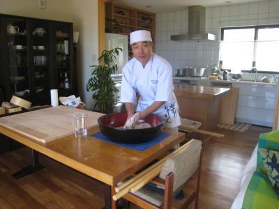 越前おろし蕎麦の会 in 石垣島