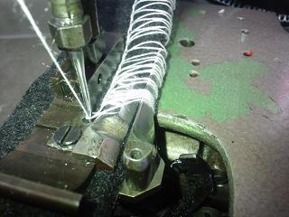 反継ぎ縫いミシン