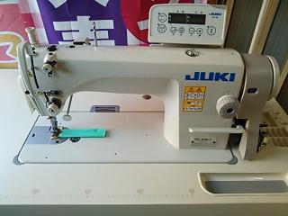 JUKI工業用ミシン
