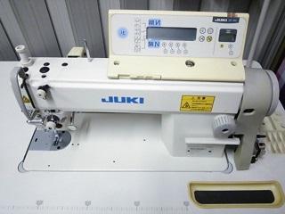 JUKI針送り工業用ミシン