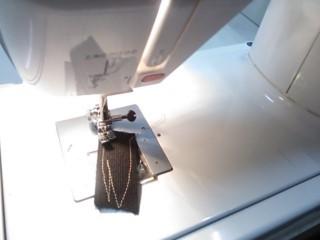 JANOME390ミシン修理