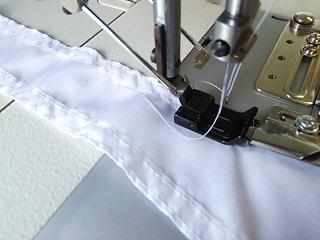 二本針本縫いミシン