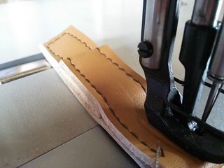 1本針本縫いミシン