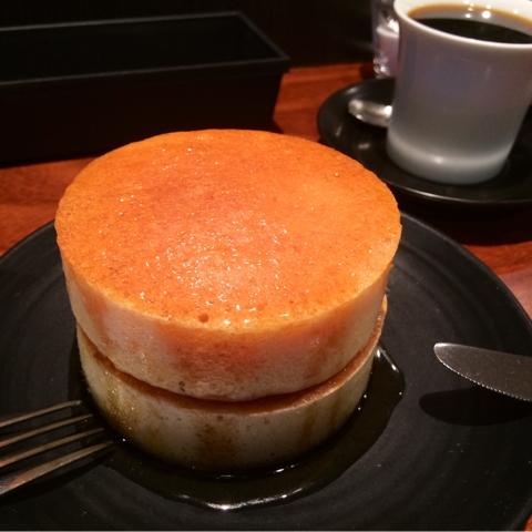 みじんこホットケーキ