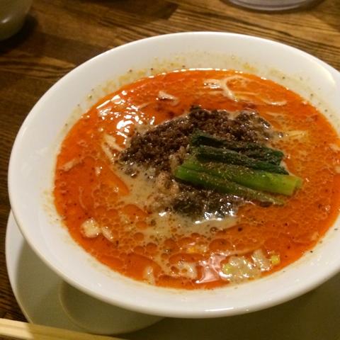 阿吽担担麺