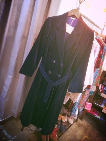 王冠印雑貨店 古着 コート