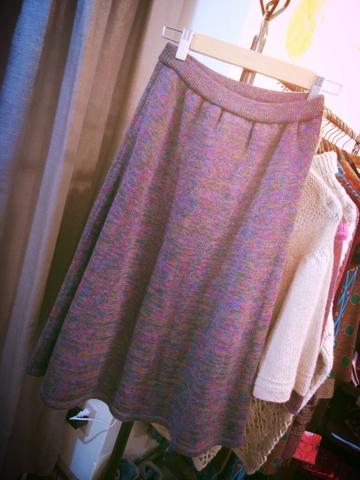 王冠印雑貨店 古着 スカート