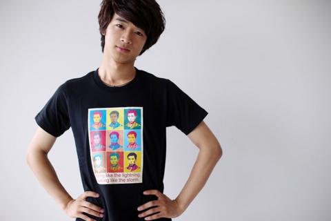 高杉晋作 Tシャツ
