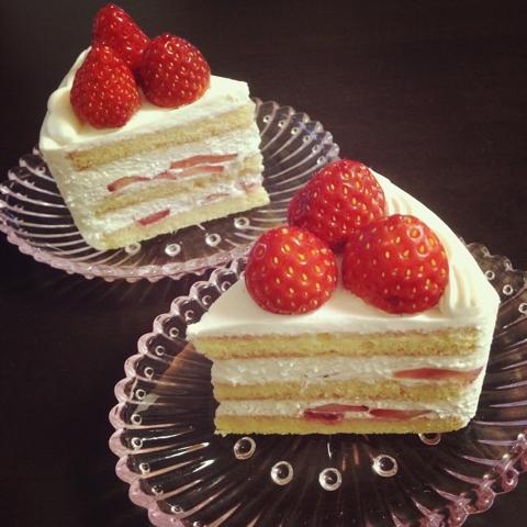 フレンチパウンドハウス ショートケーキ