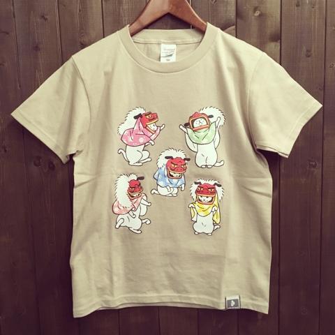 猫 Tシャツ 北道正幸