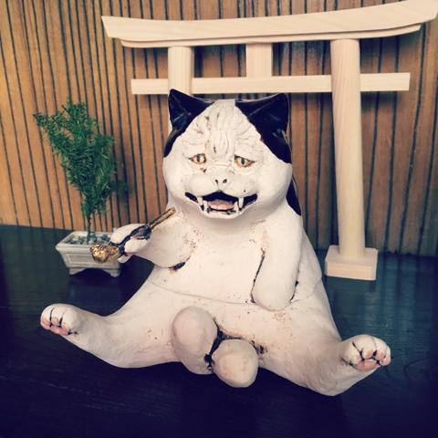 猫又 香炉