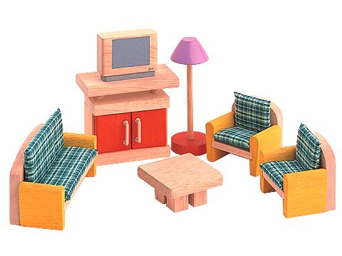 スマイリートイ 木のおもちゃ ドールハウス