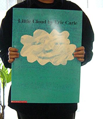 スマイリートイ Little Cloud(エリックカール)