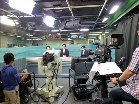 MX TV出演