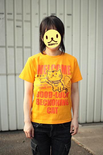 BECKONING CAT(ゴールドイエロー)