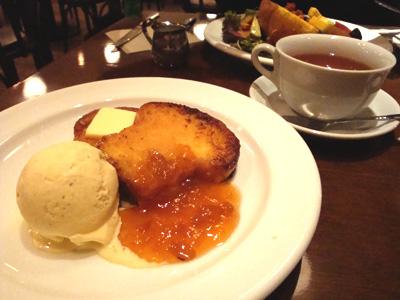 有楽町のフレンチトースト(01)