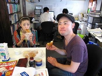 吉原さんとイチマルちゃん