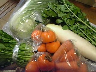 たんまりお野菜☆