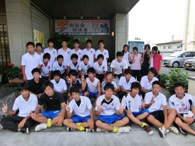 上越総合技術高校サッカー部 | itabaへ寄り道