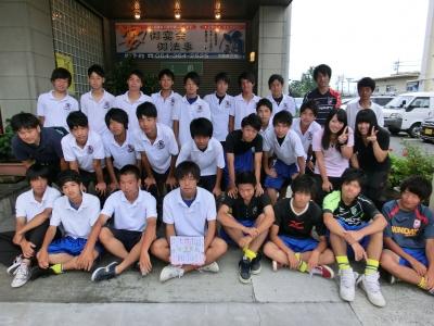 上越総合技術高サッカー部 | itabaへ寄り道