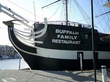 帆船バッファロー号