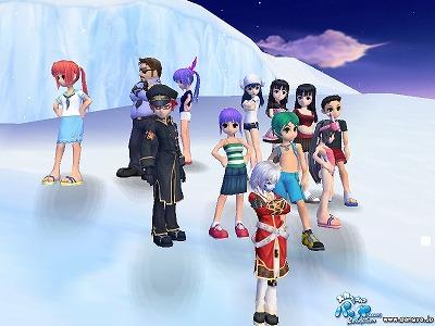 オンラインゲームの画像