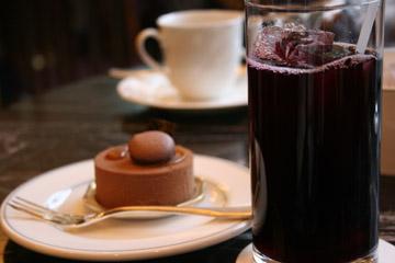 ショコラケーキ