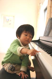 名ピアニスト♪