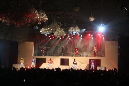 ヒーローライブスペシャル2010