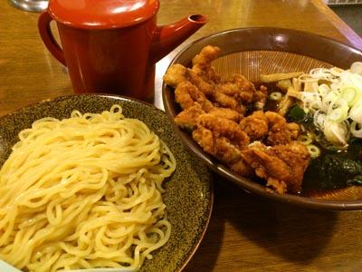 ロースつけ麺東中野