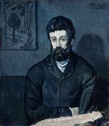 「男の肖像」1902,03年冬