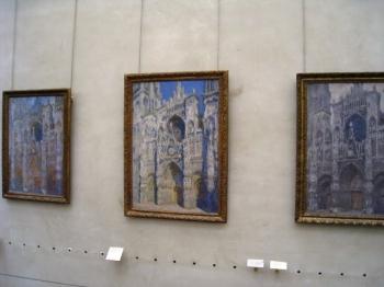 「ルーアン大聖堂」