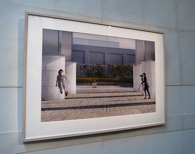 林ナツミ『本日の浮遊』展