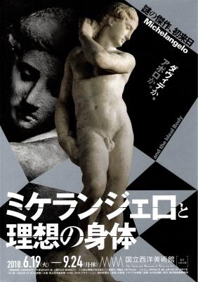 ミケランジェロと理想の身体」 | 青い日記帳