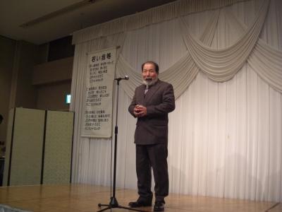 木澤さんカンパイ
