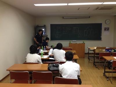 第2回高砂YOUTH研修会1