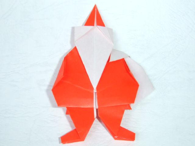 クリスマス 折り紙 サンタクロース 折り紙 : hopi-r.jugem.jp