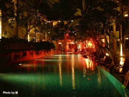 オールシーズンズリゾート・レギャン(All Seasons Resort Legian)
