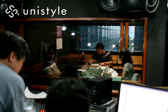 tokyoFM MMM(エム3)unistyle