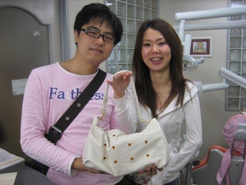 手作りのバッグ(その2)2