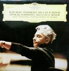 「新世界より」ベルリンフィル カラヤン指揮 1964年